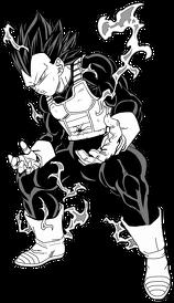 Dragon Ball Super Vegeta Ultra Ego - kubek