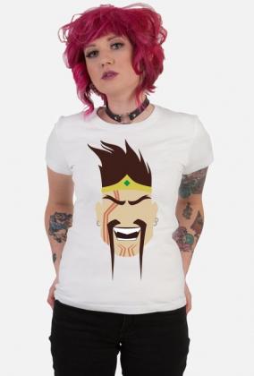 LoL Draven Classic - T-shirt damski