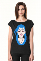 LoL Jinx Classic - Koszulka oversize damska
