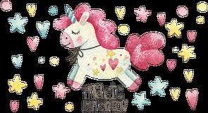 Magic Unicorn Czapka