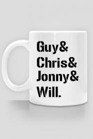 Guy& Chris& Jonny& Will.  kubek