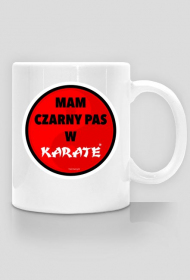 CreativeWear Karate kubek
