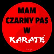 CreativeWear Karate Przypinka