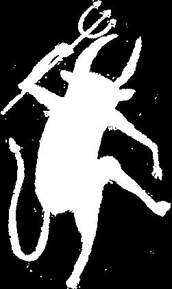 Tańczący biały diabeł (męska)