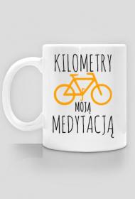 Kubek - Kilometry medytacją.