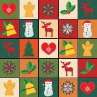 Poszewka na poduszkę - Na Święta