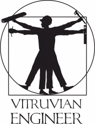 Vitruvian Engineer - torba