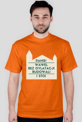 Wawel - koszulka męska
