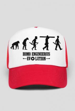 Homo engineerius - czapka