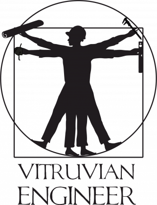 Vitruvian Engineer - torba