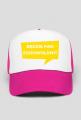 Będzie pan zadowolony! - czapka