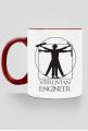 Vitruvian Engineer - kubek