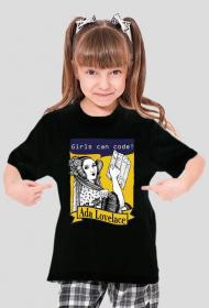 little girls can code