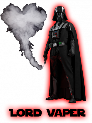 Darth Vaper - Lord Liquidu, Darth Vader, Star Wars