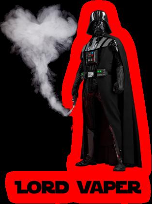 Darth Vaper - Lord Liquidu, Darth Vader, Star Wars