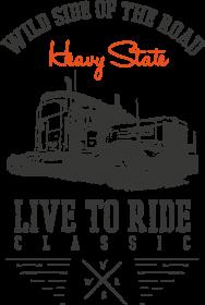 Koszulka męska Trucker