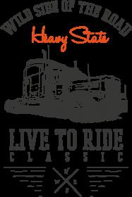 Koszulka meska Trucker