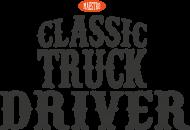 Koszulka meska Classic Truck Driver