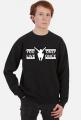 Swetshirt YOLO black