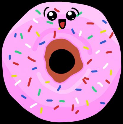 donut plecak