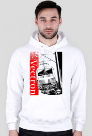 Powered by Vectron - Sweatshirt with hood