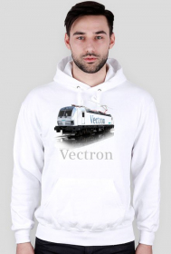 Powered by Vectron - Sweatshirt with hood