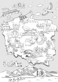 Plakat POLSKA A2