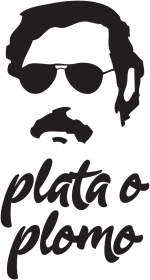 Narcos - Plato o Plomo - Pablo Escobar