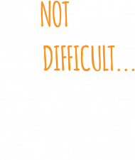 I'm Not Trying To Be Difficult... It Just Comes Naturally