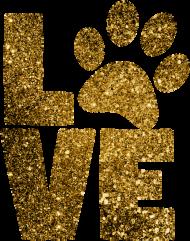 Damska koszulka - Dog Love
