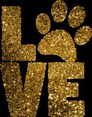 Damska koszulka (wycięcie) - Dog Love