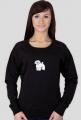 Damska bluza - czarna - Maltańczyk