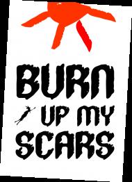 burn up my scars