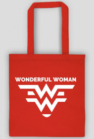 wonderful woman bag