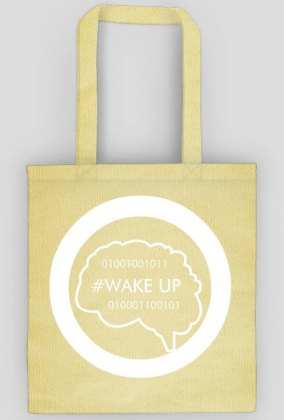 wake up - bag
