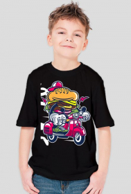 Burger Scooter