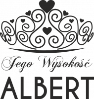Poszewka/Poduszka Jego Wysokość Imię Albert