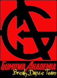 Kubek Gumowa Akademia Break Dance Team