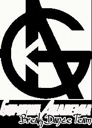 Bluza męska GUMOWA AKADEMIA Break Dance Team, grafitowa