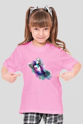 Koszulka dla dzieci Mrs.Scarlett