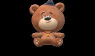 Bluza Dziewczęca Teddy Bear
