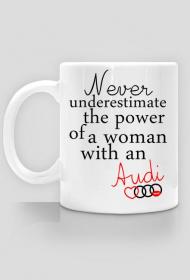 Kubek 'Never underestimate'