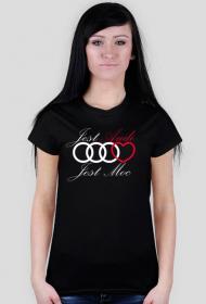 'Jest Audi Jest Moc' koszulka damska