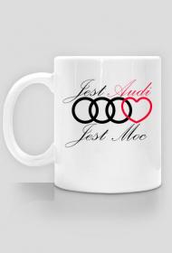 'Jest Audi Jest Moc' kubek
