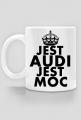 Kubek 'Jest Audi Jest Moc'