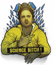 Jesse Pinkman Science Breaking Bad