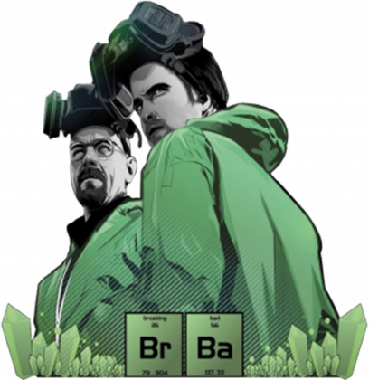 Jessie i Heisenberg Breaking Bad