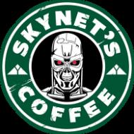 SKYNET'S COFEE - kubek