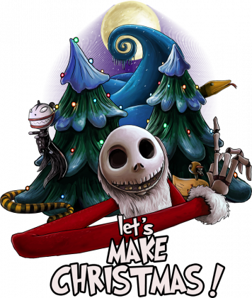 Let's Makie Christmas !