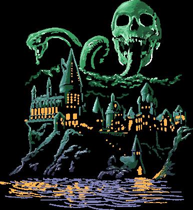 Hogwart - mroczny znak